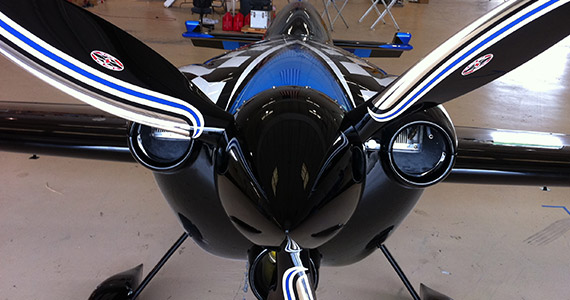 MX Aircraft Front Propellers