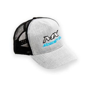 Trucker Style Grey Cap